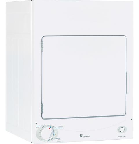 祥建電器-GE奇異 9KG電能型直立式乾衣機 DSKS333EWW